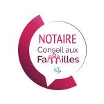 Logo du label notaires conseil familles